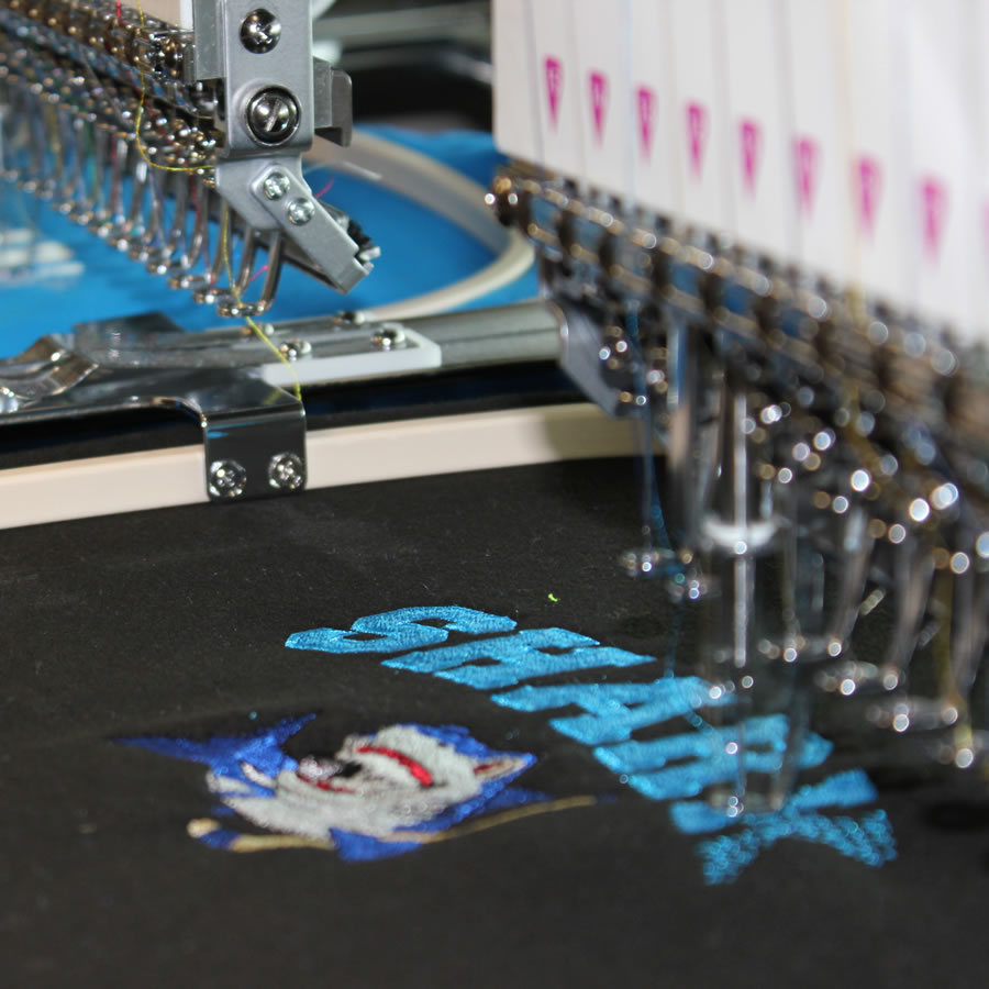 HCS Embroidery in Hull 7